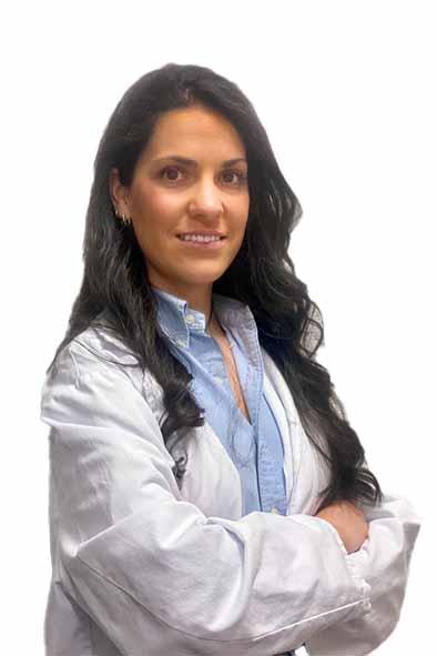 Marisa Morillo Romero es enfermera asistente al Dr. Macia